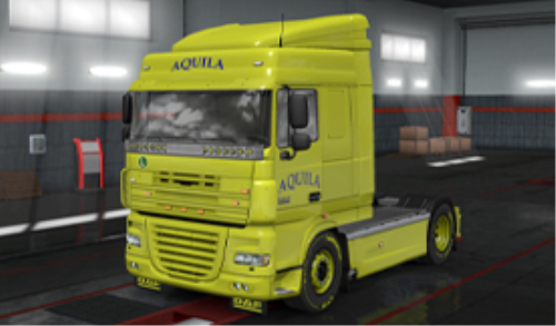 Second Additional product image for - Aquila 2019 skin ETS2