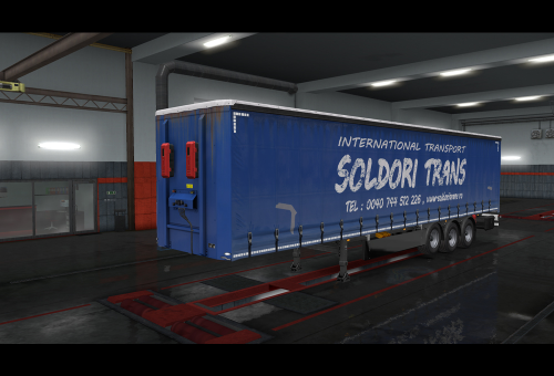 First Additional product image for - Soldori Old  2019 skin ETS2