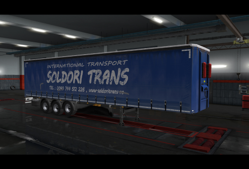 Fourth Additional product image for - Soldori Old  2019 skin ETS2