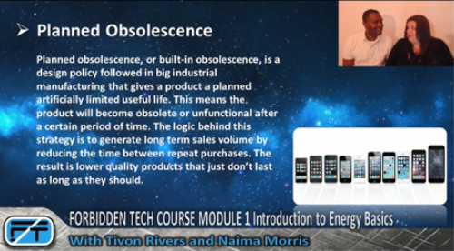 First Additional product image for - Forbidden Tech Video Course Full Commercial Free