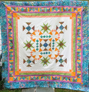 summer storm block of the month