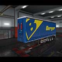 Berger Logistics 2019 skin ETS2   Other Files   Patterns and Templates