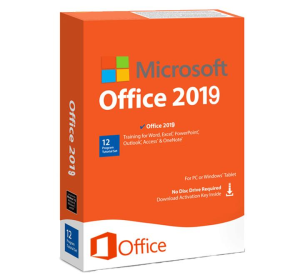 microsoft office professional plus 2019 key 32/64bit license lifetime activation