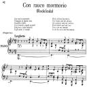 Con rauco mormorio, Aria for Contralto, Low Voice in E-Flat Major (Original Key), Rodelinda HWV 19, G.F.Händel, Vocal Score, Ed. Imc. 4pp A4   eBooks   Sheet Music