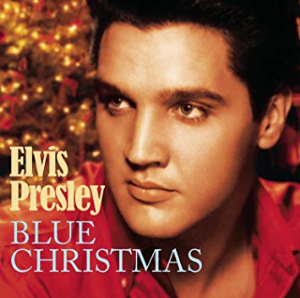 blue christmas (elvis presley) custom arranged for solo, back vocals, horns, strings, full rhythm, percussion and more in the original key.