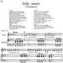 "Stille amare, Aria for Contralto in B-Flat minor (Original Key), with Recitative ""In umano fratel"". Low Voice. Tolomeo HWV 25, G. F. Händel, Vocal Score, Ed. Imc. 4pp A4 | eBooks | Sheet Music"