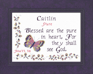 name blessings - caitlin