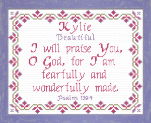 name blessings - kylie