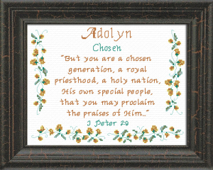 name blessings - adolyn