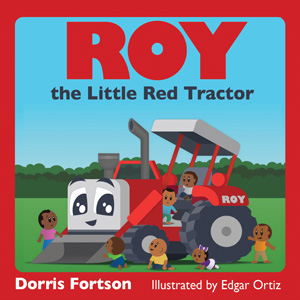 roy, the little red tractor
