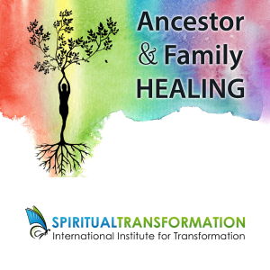 ancestor & family healing - web self-study