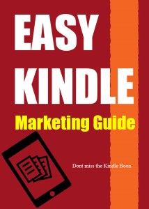 easy kindle marketing guide