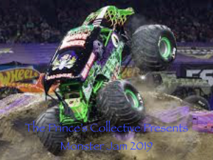 the prince's collective: monster jam 2019