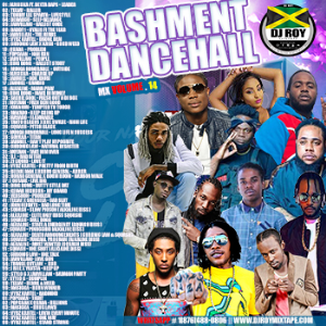 dj roy bashment dancehall mix vol.14 2019