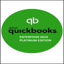 Quickbooks Enterprise 2019 PLATINUM | Software | Home and Desktop