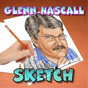 sketch by glenn hascall