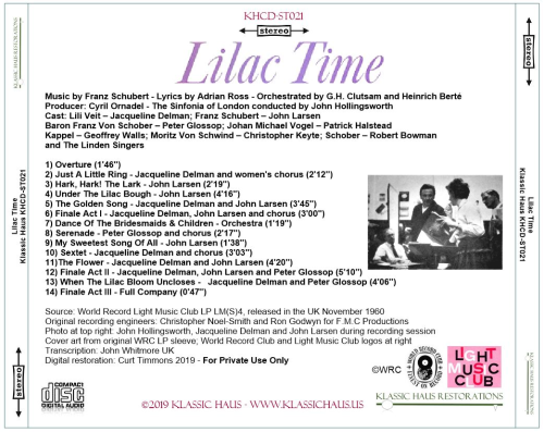 First Additional product image for - Lilac Time