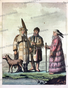 natives of the aleutian islands, d.k. bonatti, 1820