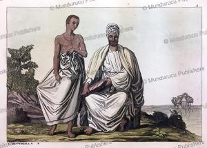 ethiopian priests, carlo bottigella, 1819