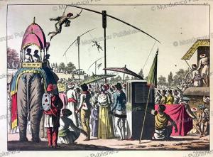 Wedding party, India, Gaetano Zancon, 1815 | Photos and Images | Travel