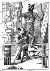 natives of the marquesas islands, after krusenstern, jules verne, 1870