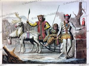 yakut magician, a. biasioli, 1818