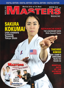 2019 winter issue of masters magazine & frames video