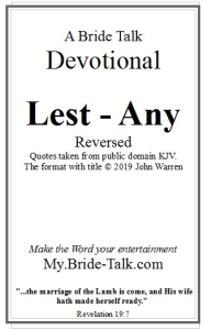 lest  any  devotional