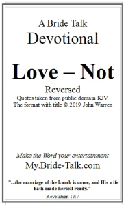 love not devotional