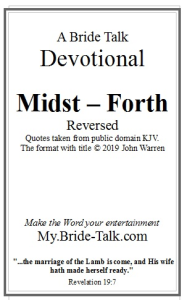 midst  forth devotional