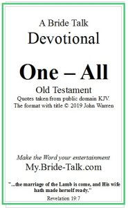 one  all    old testament devotional