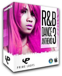 prime loops - rnb dance anthems 3