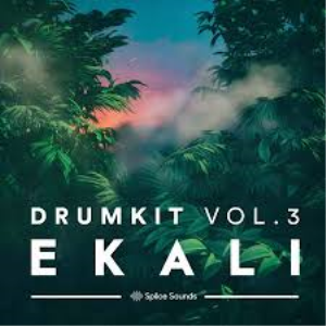 splice sounds - ekali drum kit vol. 3