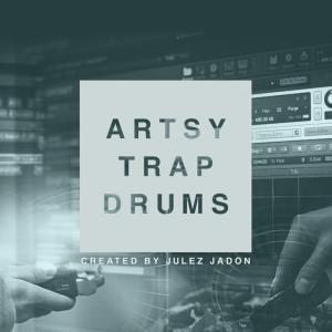 producers choice - artsy trap drum kit - by julez jadon