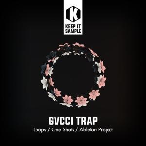 gvcci trap - drum / loop kit