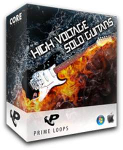 Prime Loops High Voltage Solo Guitars | Music | Rock