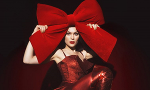 santa claus is coming to town inspired by jessie j custom arranged for full 5444 big band and vocals.