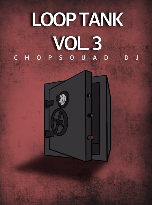 First Additional product image for - Chopsquad DJ Presents Loop Tank Vol3