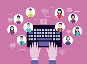 media market social