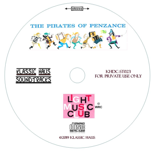 Third Additional product image for - The Pirates of Penzance