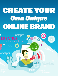 Create Your Own Unique Online Brand | eBooks | Business and Money