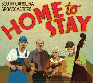 Patuxent CD-338 South Carolina Broadcasters - Home to Stay | Music | Country