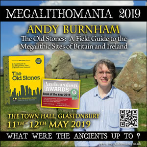 2019 andy burnham the old stones: a field guide to the megalithic sites of britain and ireland