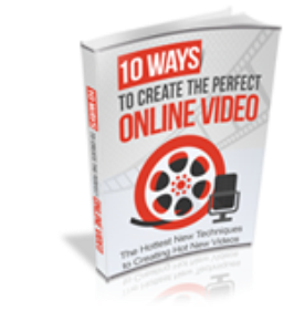 how to create your online marketing video