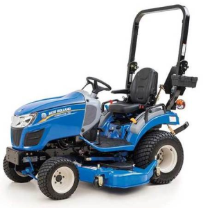 new holland workmaster 25s compact tractor, with engine 0btn4-en0031,  service manual
