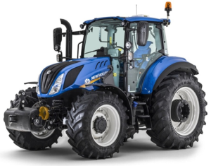 new holland t5.100, t5.110, t5.120 electro command stage iv tractor service manual