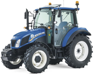 new holland t4.55, t4.65, t4.75 tier 4b final stage iv tractor service manual