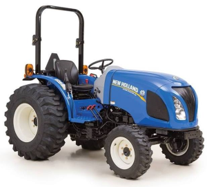 new holland workmaster 35, workmaster 40 compact tractor complete service manual