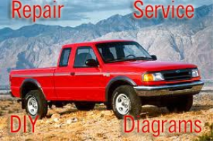 93 - 97 ford ranger repair manual