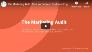 the marketing audit: the hidden link between customer engagement and sustainable revenue growth
